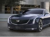 Cadillac nouveau modèle phare