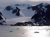 l'arrivée l'été webcams Spitzberg Svalbard