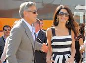 mariage Georges Clooney Amal Alamuddin Venise.