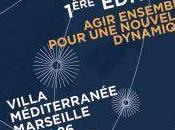 """septembre 2014, Villa Méditerranée, Marseille -Première édition Forum acteurs l'entrepreneuriat Méditerranée -""""Agir ensemble pour nouvelle dynamique"""""""