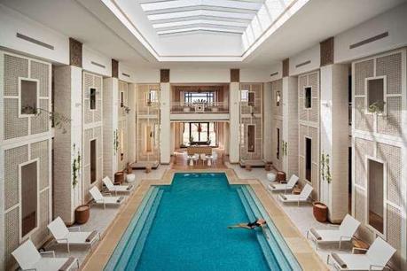 Le Spa monumental du Royal Palm Marrakech / DR