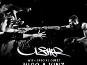 #CONCERT Usher Experience 15/02 PARIS