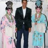 Players Party à Pékin