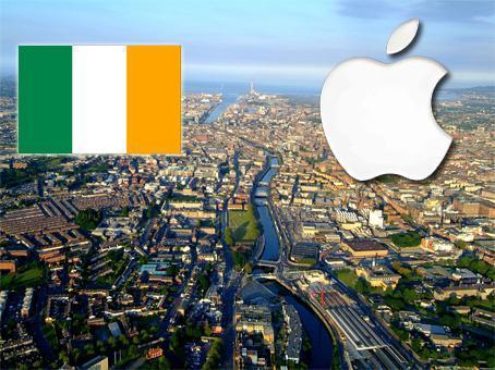 Irlande Apple Apple : Des milliards dimpôts impayés en Irlande...