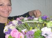 Coupe France Fleuristes 2014, podium, Claire STEPHANY championne