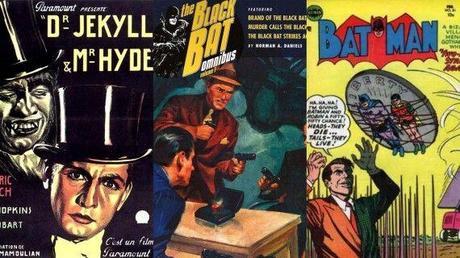 méchants de comics et les gens qui les ont inspirés