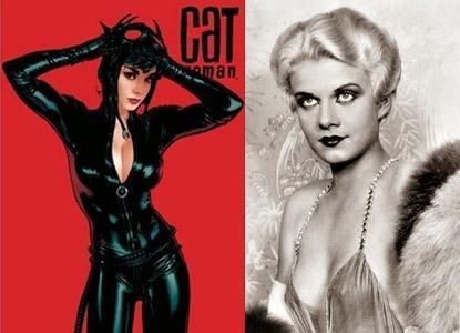 catwoman jean harlow