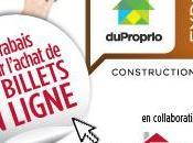 Salon L'ExpoHabitation d'Automne Stade olympique Montréal octobre 2014