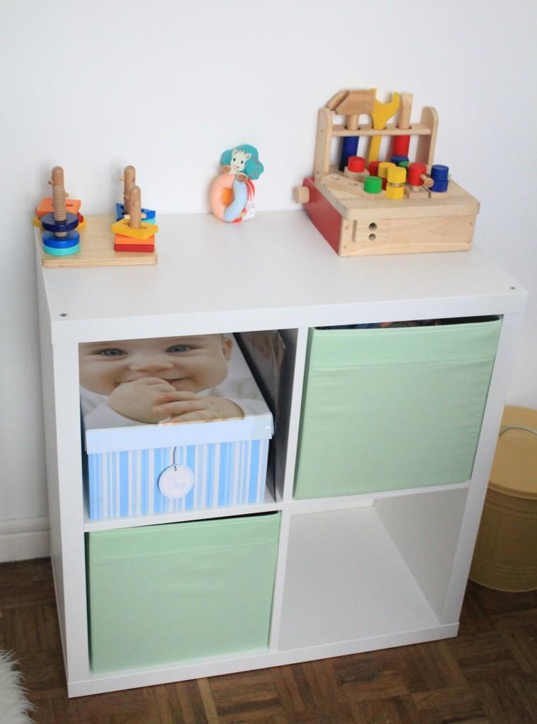 la chambre de b b avant apr s paperblog. Black Bedroom Furniture Sets. Home Design Ideas