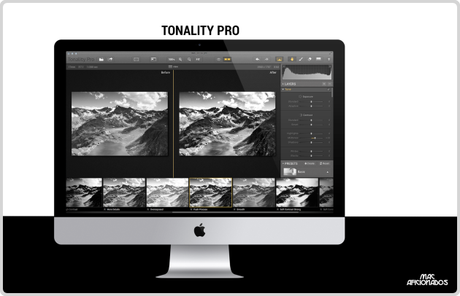 Tonality-Pro-black-white App