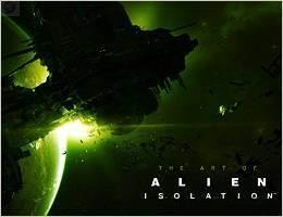 Artbook – The Art of Alien Isolation