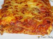 Cannellonis gratinés boeufs