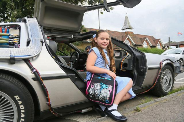 delorean-molly-school-kent2