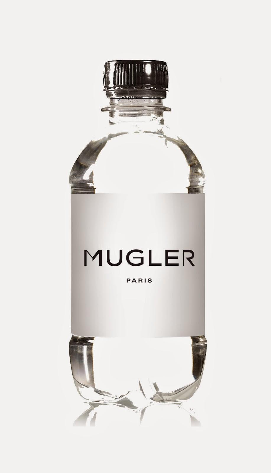 Mugler water by Drinkyz