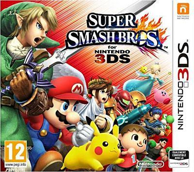 Super Smash Bros. for 3DS arrive demain !
