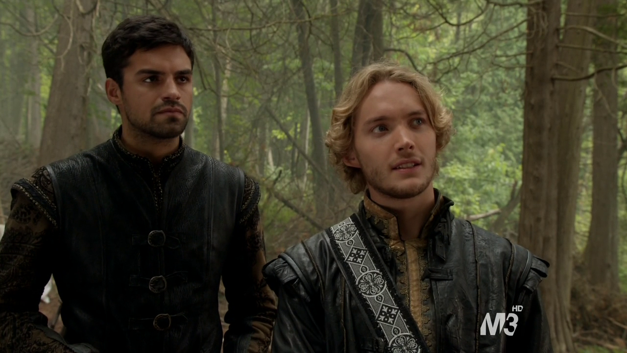 Les critiques // Reign : Saison 2. Episode 1. The Plague.