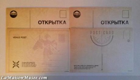 Cartes Postales Goodies PS4