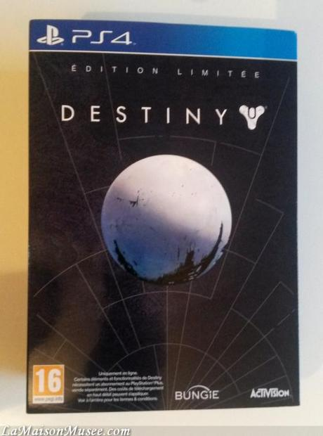 Collection Pal FR Destiny PS4