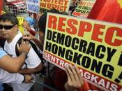 CHINE (HONG KONG). Etats-Unis étaient (encore) derrière maifestations