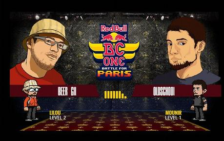 photo red bull bc one battle paris duel