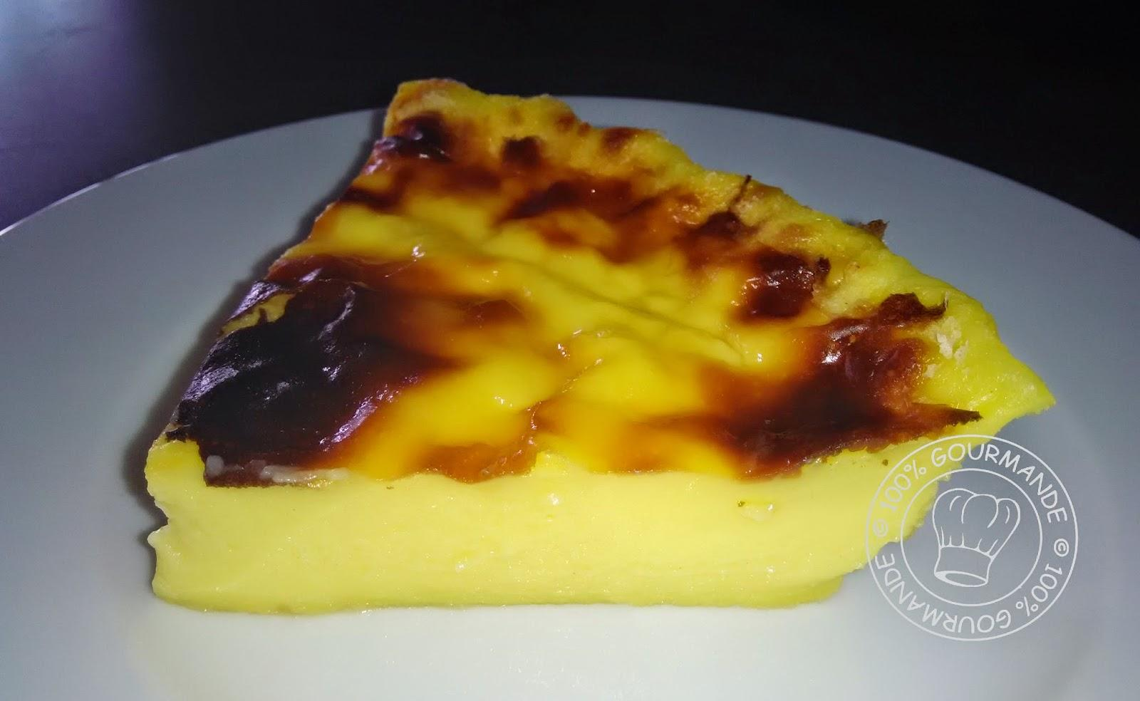Flan au Cook'in