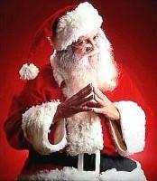 Demande au père Noel d'être Heureux !