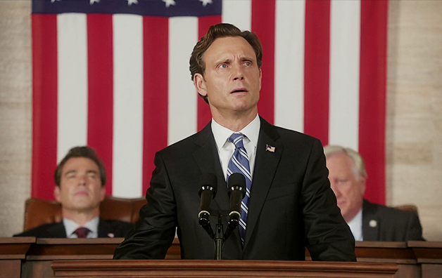 Les critiques // Scandal : Saison 4. Episode 2. The State of the Union.