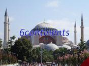 coupoles: N°4: coupole basilique Sainte Sophie (Istanbul, Turquie)