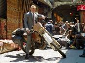 James Bond tournage Maroc acteur lors d'une visite Marrakech