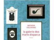 galerie maris disparus Natasho SOLOMONS