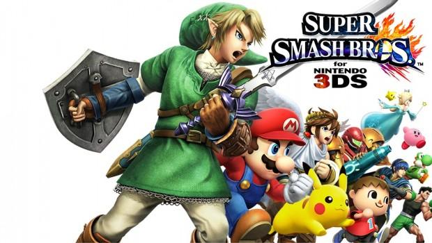 SuperSmashBros 3DS
