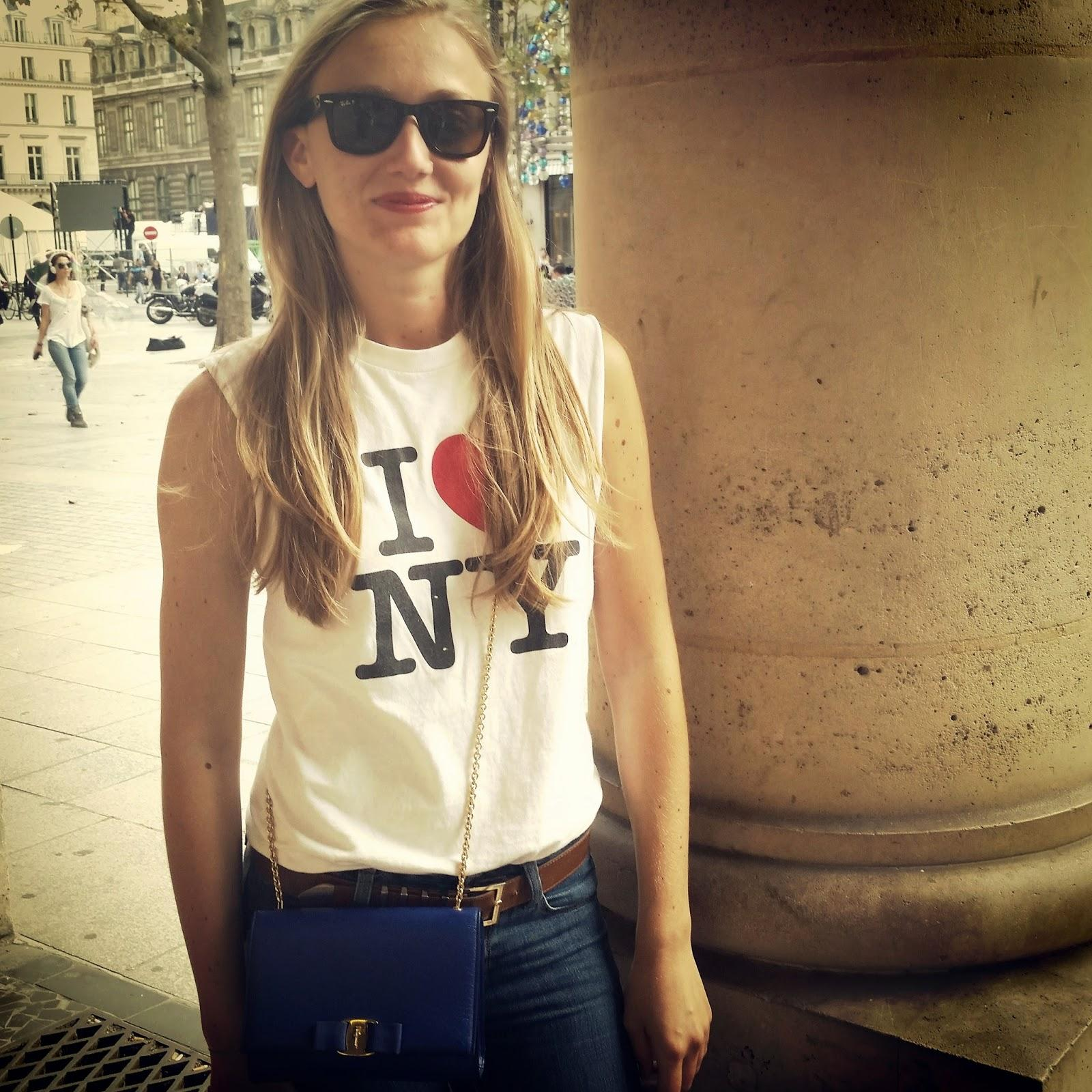 LOOK DU JOUR: I LOVE...PARIS BY CHARLEY