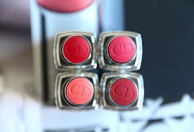 dior rouge baume à lèvres dior avis test swatch