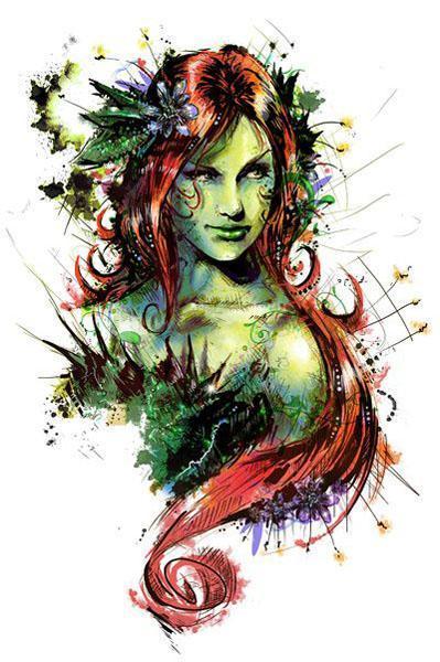 Poison Ivy par Vincent Vernacotola
