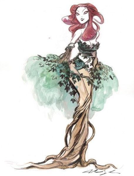 Poison Ivy par Ming Doyle