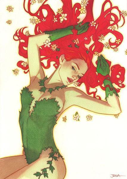 Poison Ivy par Joshua Middleton