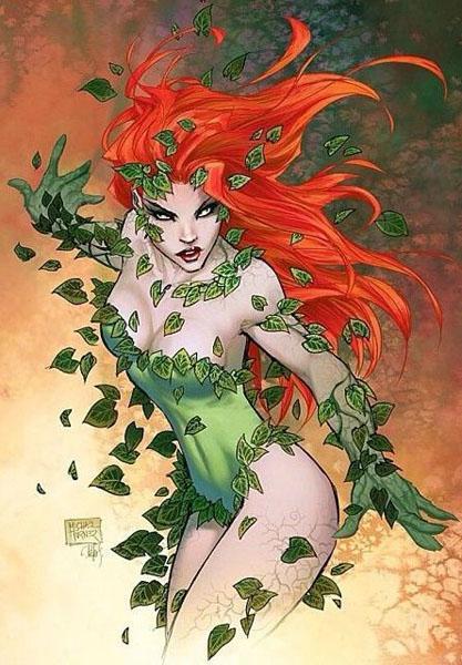Poison Ivy par Peter Steigerwald