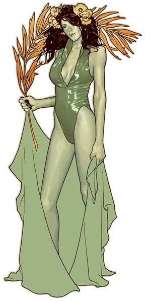 Poison Ivy Jeff Spokes