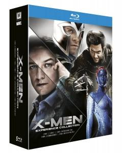 coffret-x-men-experience-collection-blu-ray-20th-century-fox