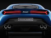 MOTEUR Lamborghini hybride