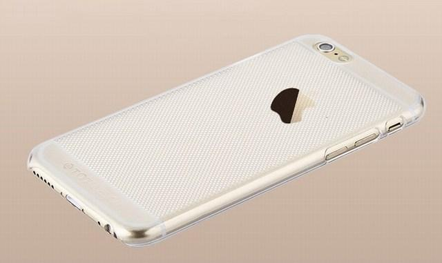 Coque de protection transparente Air Series pour iPhone 6