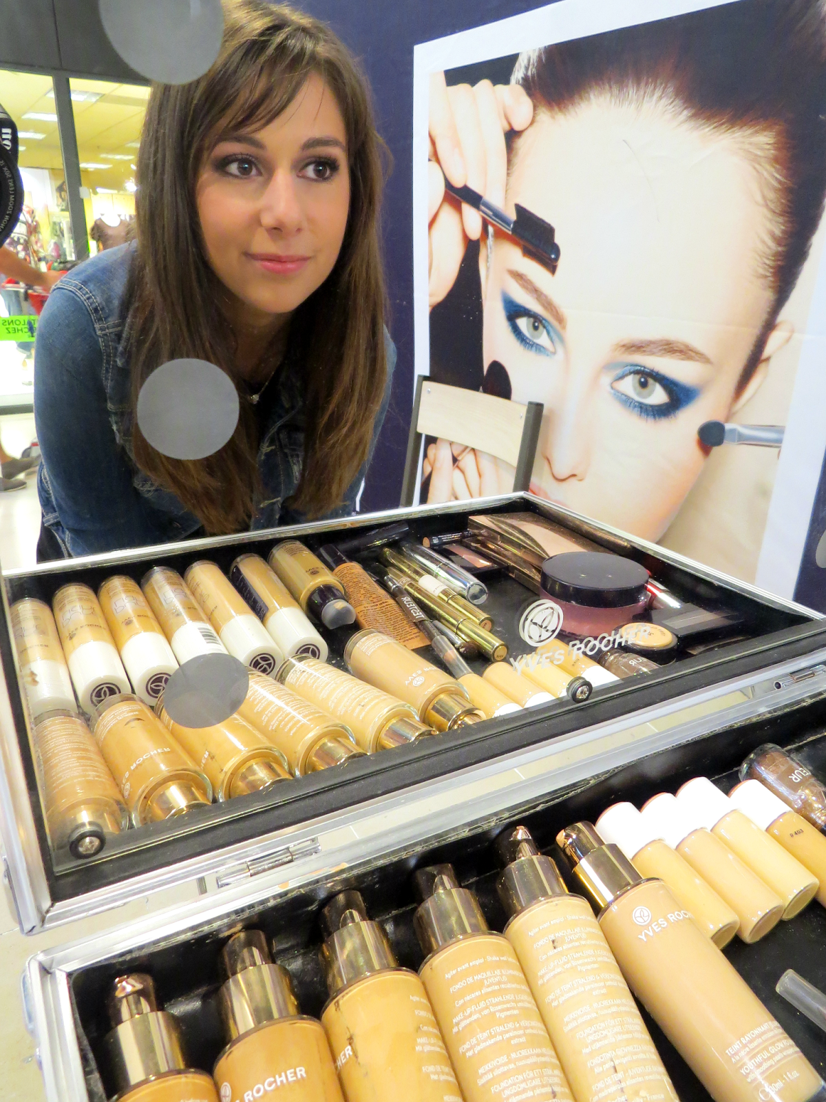 Les Make-up Days de Yves Rocher du 22 Septembre au 12 Octobre 2014 !