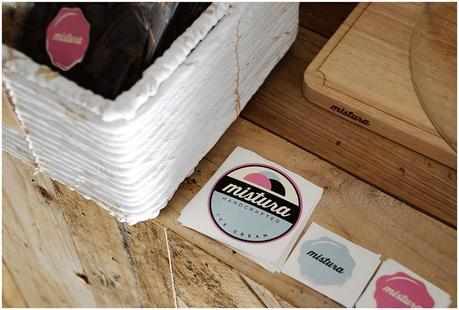 Stickers | Mistura Handcrafted Ice Cream