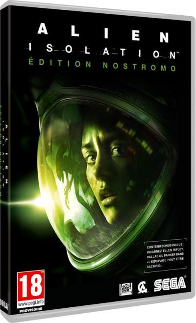 Alien: Isolation – Trailer de lancement