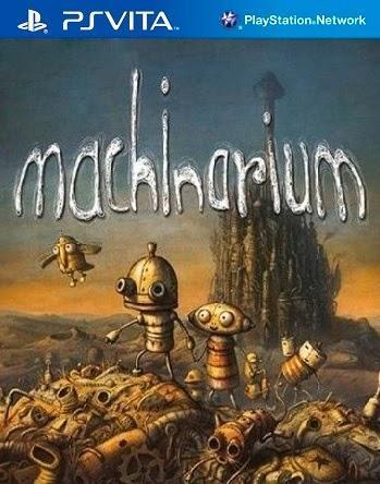 Mon jeu du moment: Machinarium