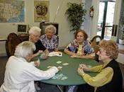 Temps d'aller foyer pour personnes âgées