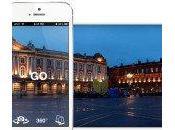 iPhone panoramas 360° reviennent avec Cycloramic