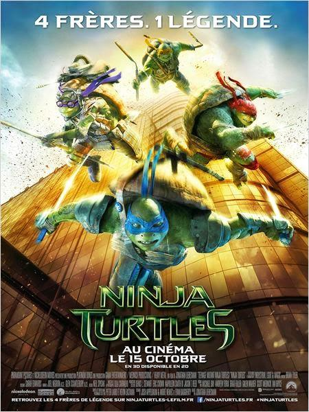 [critique] Ninja Turtles : tortues pas si géniales