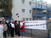 Lagord Charente-Maritime collège Jean-Guiton paralysé grève