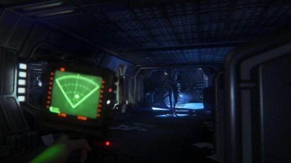 Alien Isolation capture
